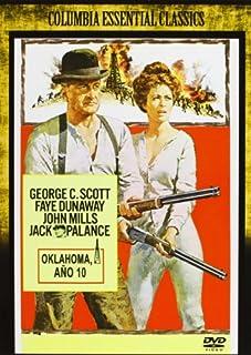 Oklahoma Crude , wie es ist 1973 DVD George C. Scott Faye Dunaway John Mills Englisch (Sprache Kein Deutsch)