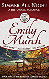 Simmer All Night (The Bad Luck Wedding Series Book 1)