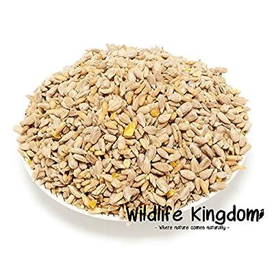 Wildlife Kingdom Wild Bird No Mess Seed Mix Food Feed Garden Birds 10kg Sack by Wildlife Kingdom