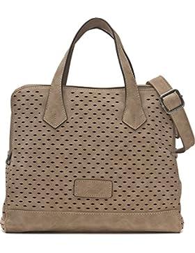 MIYA BLOOM, Damen Handtaschen, Henkeltaschen, Umhängetaschen, Crossover-Bags, 29 x 21 x 15,5 cm (B x H x T)