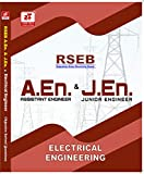 RSEB Assistant & Junior Engineer: ELECTRICAL ENGINEERING Topic wise MCQs Practice Book with Detailed Solutions
