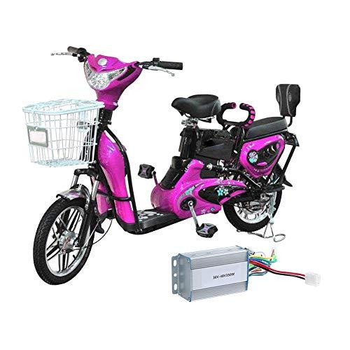 Forwei Controller 36V48V350W Motor Speed   Control Box Für Elektroroller E Fahrradbürstenmotor -