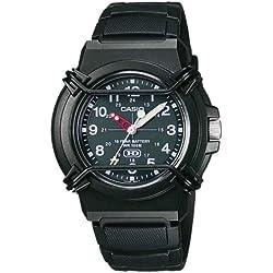 Casio HDA-600-1BVEF Mens Analogue Resin Strap watch
