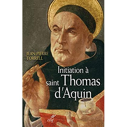 Initiation à saint Thomas d'Aquin