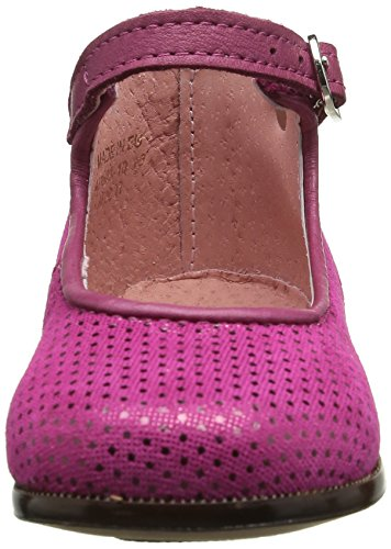 Aster Odesie, Chaussures Premiers Pas Bébé Fille Rose (Fuchsia)