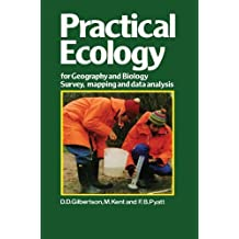 Practical Ecology for Geography and Biology: Survey, mapping and data analysis