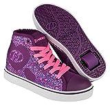 Heelys Veloz Schuhe violett Mädchen