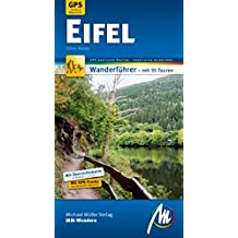 Eifel MM-Wandern: Wanderführer mit GPS-kartierten Wanderungen.