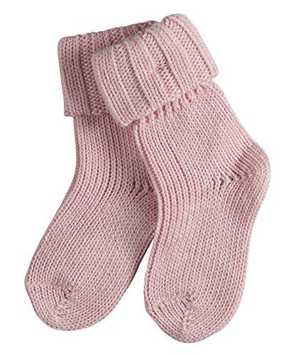 FALKE FALKE Flausch Baby Socken powderrose (8900) 62-68 aus klimaregulierender Merinowolle