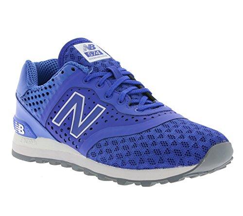 New Balance - New Balance Scarpe Sportive Uomo Azzurre Blu