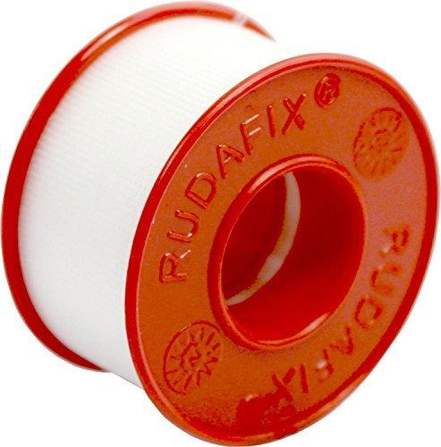 Rudafix Fixierpflaster 1 x Rolle Hypoallergen Pflaster von Noba Verbandmittel (2.5 cm x 9.14 m)