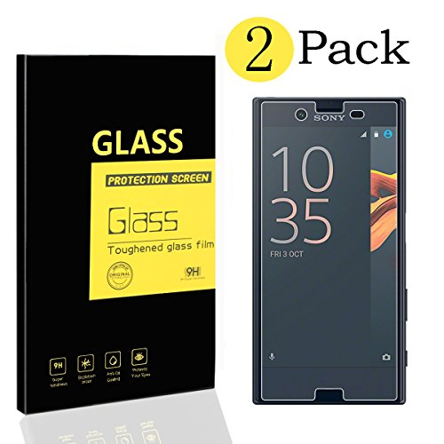 2-pack-sony-xperia-x-screen-protectors-menggood-tempered-glass-protective-films-invisible-transparen