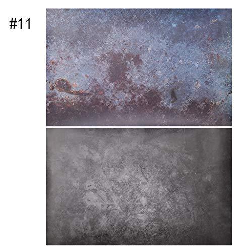Dabixx geknackt Wand Textur Papier Hintergrund Kulisse für Studio Foto Fotografie Prop-Sliver (Fotografie-hintergrund-papier)