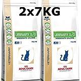 Royal Canin Urinary Moderate Calorie Katze trockenfutter 2 x 7kg = 14kg