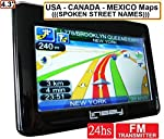 Here is the unique device could help you navigate anywhere in the u. S. And canada, while offering travel tips, build in fm transmitter, storing your favorite tunes, e-book, music mp3 and photos, watch your favorites videos with capacity to 8 gb!! th...