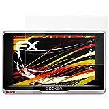 atFoliX Folie für Becker Active.5 Displayschutzfolie - 3 x FX-Antireflex-HD hochauflösende entspiegelnde Schutzfolie