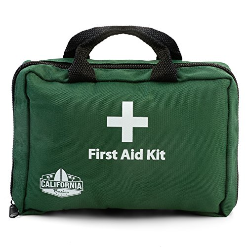 california-basics-115-piece-professional-first-aid-kit-includes-cold-pack-emergency-foil-blanket-for