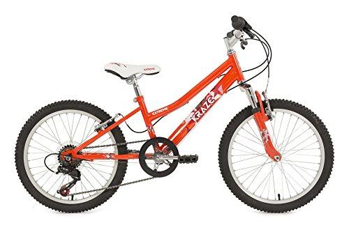 Extreme Girl 's EXT Kraze 20/11HT G Bike–Rot, 20