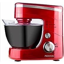 Kitchen + Batidora amasadora orbital 4,5l 600W roja.