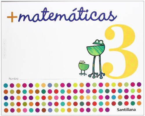 Mas Matemáticas 3 - 9788429407730