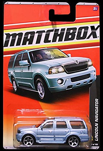 matchbox-2011-lincoln-navigator-silver-blue-34-of-100-by-matchbox