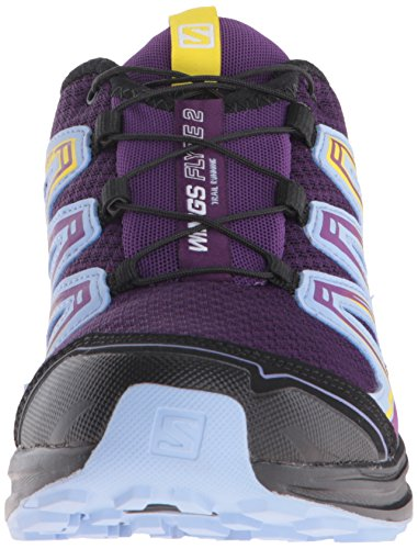 Salomon Wings Flyte 2 Womens Scarpe Da Trail Corsa - SS17 Purple