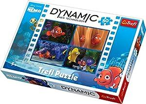 TREFL Dynamic 35193 - Puzle (50 piezas), diseño de Nemo
