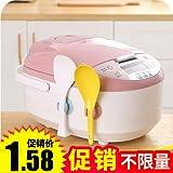 Mobili necessari quotidiani WWYXHQC Cucina alimenta la paletta ammettere creative rack Home gadget plastica cassetto fornello elettrico riso porta-paletta