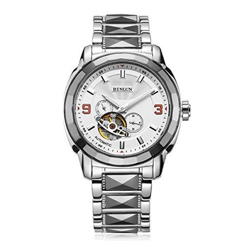 BINLUN - Herren -Armbanduhr- BL0056S