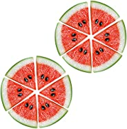 شرائح الفاكهة ديكورات للمنزل والحفلات والطاولات والمزهرية
