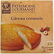Patrimoine gourmand gâteau moelleux aux noisettes 350g Envoi Rapide Et Soignée ( Prix Par Unité )