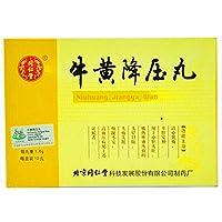 TongRenTang Niu Huang Jiang Ya Wan(Cow-bezoar Antihypertensive Pills) High Blood Pressure Pack of 3 preisvergleich bei billige-tabletten.eu