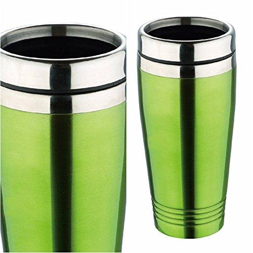 Reisebecher weiderverwendbar 2er Set Bambus Kaffeebecher umweltschonend