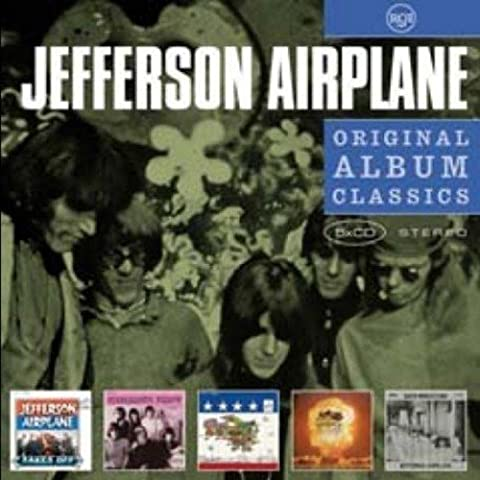 Original Album Classics : Takes Off / Surrealistic Pillow / After Bathing at Baxter's / Crown of Creation / Bless Its Pointed Little Head (Coffret 5 CD)