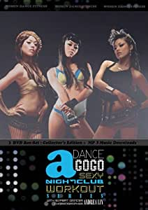 Dance a Go-Go 3: Sexy Sexy Nightclub Workout [DVD] [2010] [Region 1] [US Import] [NTSC]