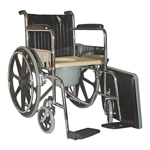 KosmoCare Pride Commode Wheelchair