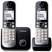 Panasonic KX-TG6812GB nero - Cordless Standard -