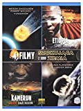 SzokujÄca Ziemia BOX: SzokujÄca Ziemia 1/SzokujÄca Ziemia 2/Kamerun/Etiopia [4Blu-Ray] (Nessuna versione italiana)
