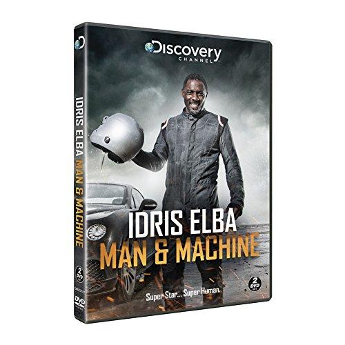 Idris Elba: Man & Machine [DVD] [UK Import]