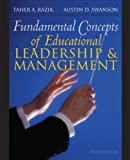 Fundamental Concepts of Educational Leadership and Management