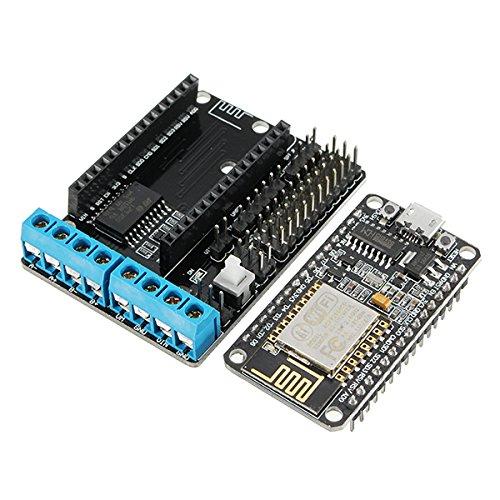 LaDicha (WiFi Auto Dedicated) Nodemcu Lua Esp8266 Esp-12E + WiFi Motorantrieb Erweiterungskarte
