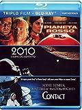 Pianeta rosso + 2010: L'anno del contatto + Contact [Blu-ray] [IT Import]