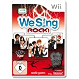 We Sing Rock! (Standalone) - [Nintendo Wii]
