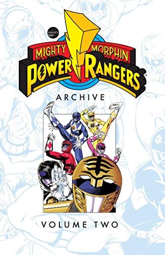 Preisvergleich Produktbild Mighty Morphin Power Rangers Archive,  Vol. 2