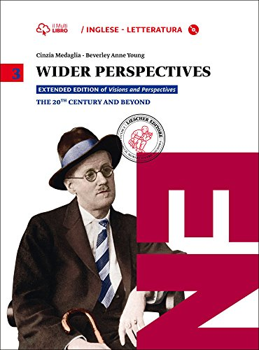 Wider perspectives. Per le Scuole superiori. Con CD-ROM. Con e-book. Con espansione online: 3