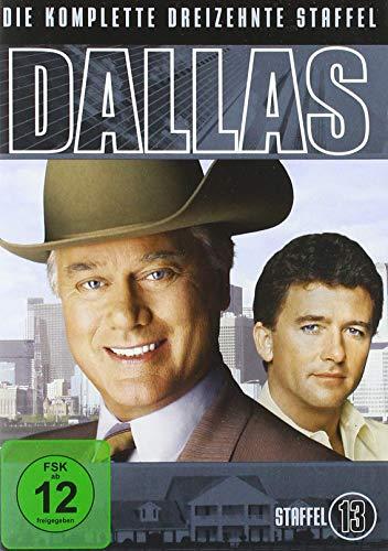 Dallas - Staffel 13 [6 DVDs]