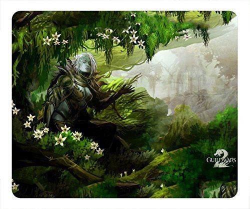 Preisvergleich Produktbild Fantasi Seni Guild Wars 2 Mouse Pad Rectangle