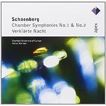 Schönberg: Verklärte Nacht, Kammersymphonien Nr. 1 und 2