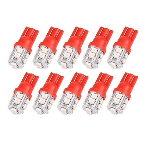 Accessories Realistic 10x 3528 12-smd 41mm Led Car Interior Festoon Dome Bulb Lamp Light Kit 12v White Electric Vehicle Parts
