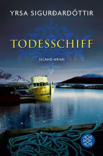 Todesschiff (Island-Krimi)